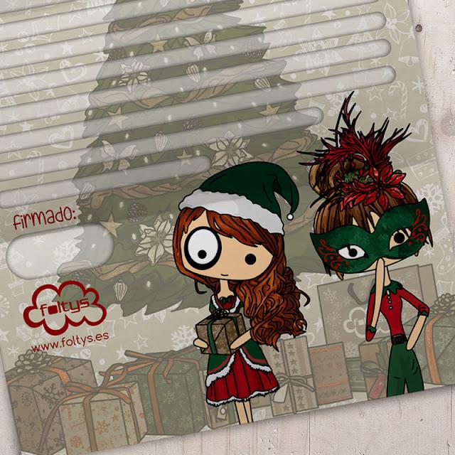 ¡Gratis! Carta Papa Noel - Free! Letter to Santa - by foltys
