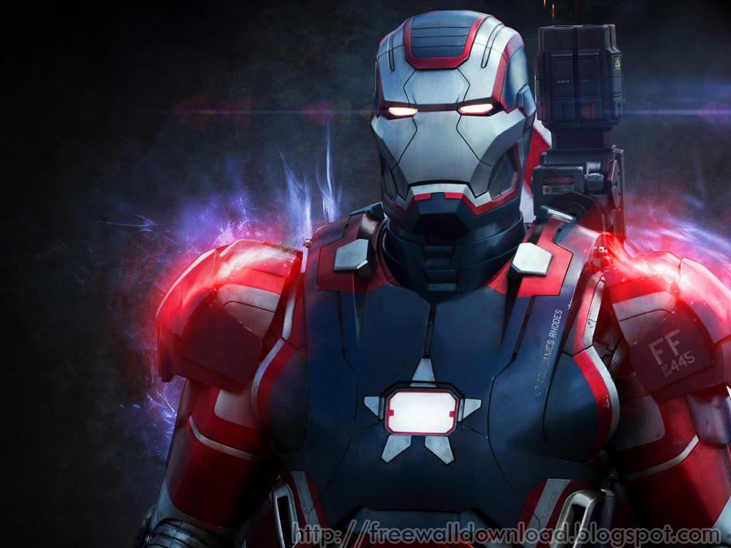 Download iron man single link