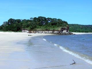 Belajar Rumput Laut dan Wisata Lombok di Pantai Grupuk