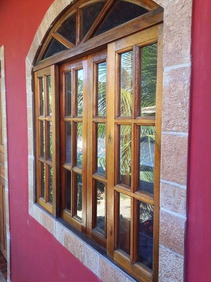 tipos de janelas para casa : Constru??o Hoje: Tipos de janelas de madeira para casa