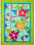 Free pattern! Siren Song Hibiscus