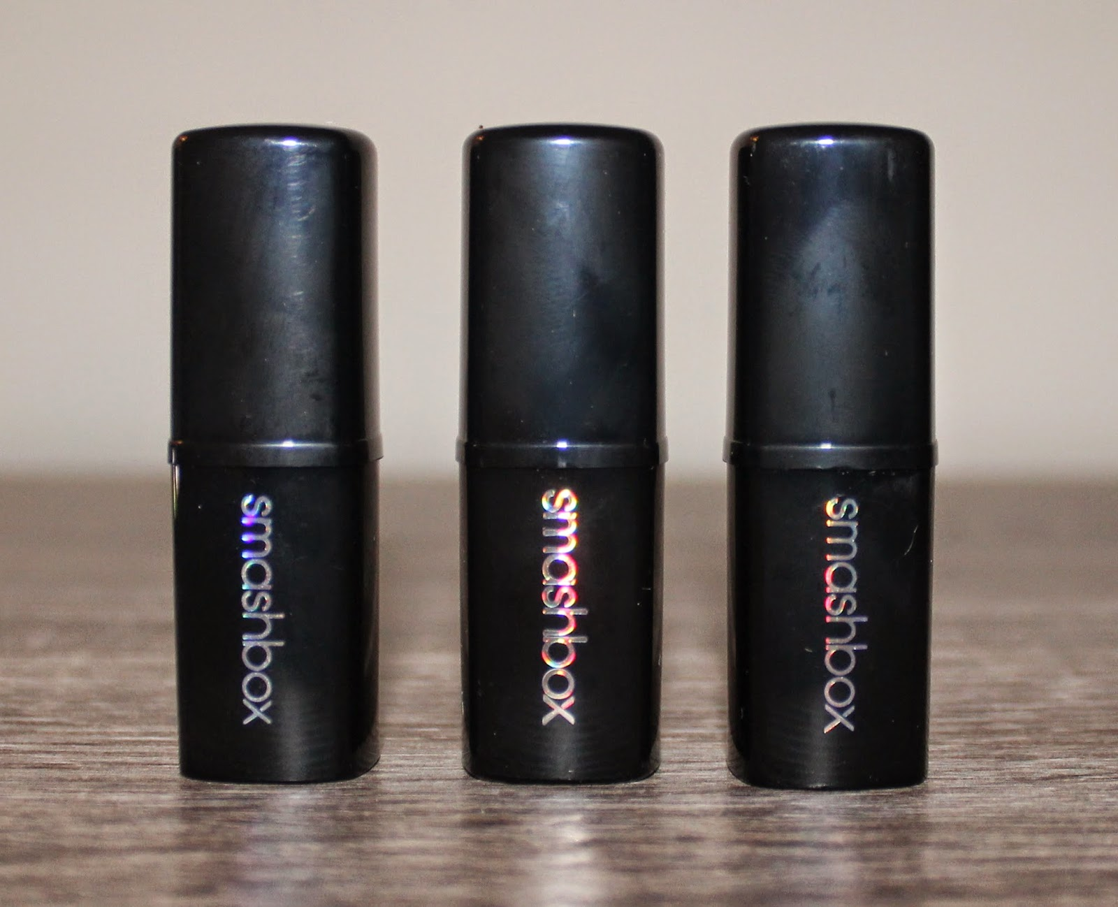 Smashbox On the Rocks Legendary Lipstick Trio