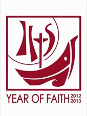 The Year of Faith - Click on the logo for information