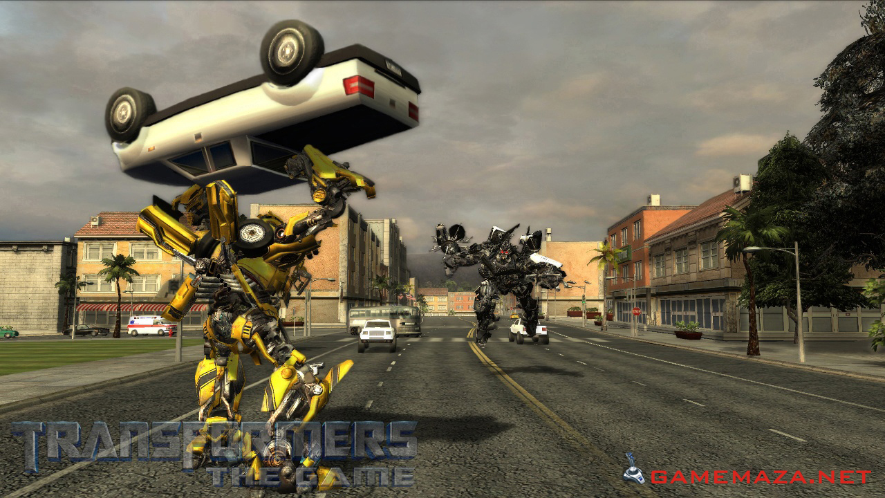 Transformers the game iso pc
