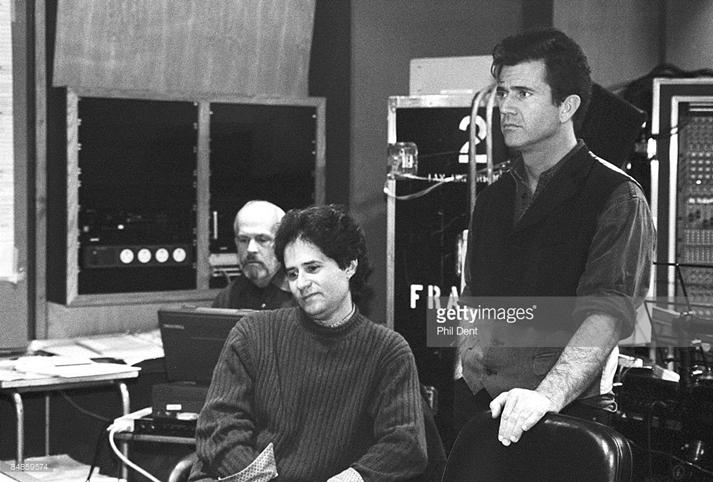 James Horner y Mel Gibson