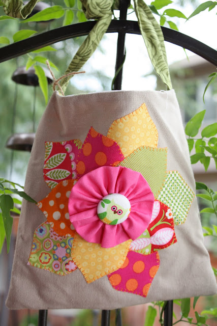 Girls Bloom'n Bag