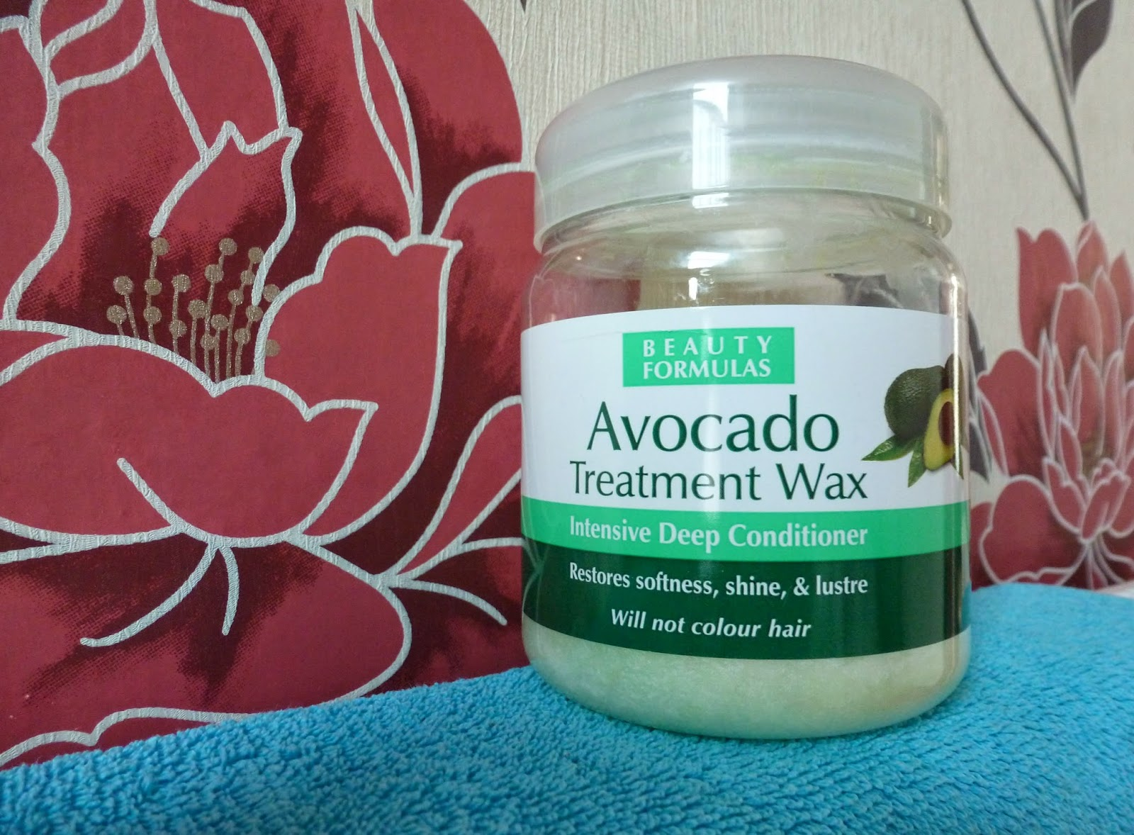 Avocado treatment wax beauty formulas review