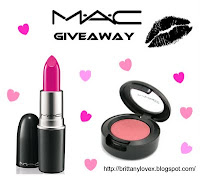 MAC Giveaway!