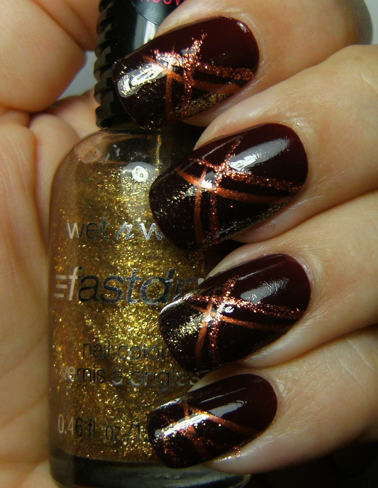 Deez Nailz: 2 Autumn mani\'s