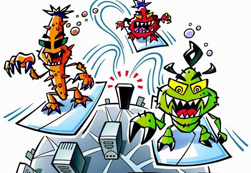 7 Virus Komputer Paling Berbahaya di Dunia