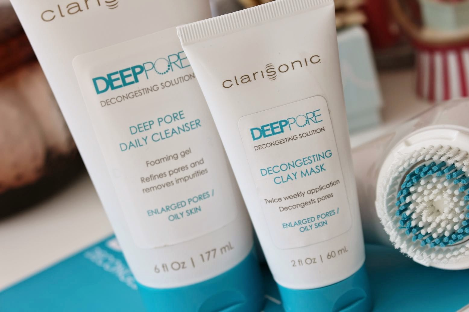Clarisonic Deep Pore Replenishment Set