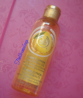 the_body_shop_beautifying_oil_sweet_lemon
