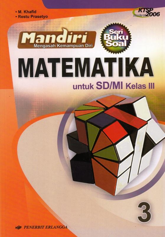 Buku Mandiri Matematika SD Kelas 1, Kelas 2, Kelas 3, Kelas 4, Kelas 5 dan Kelas 6  Toko Buku