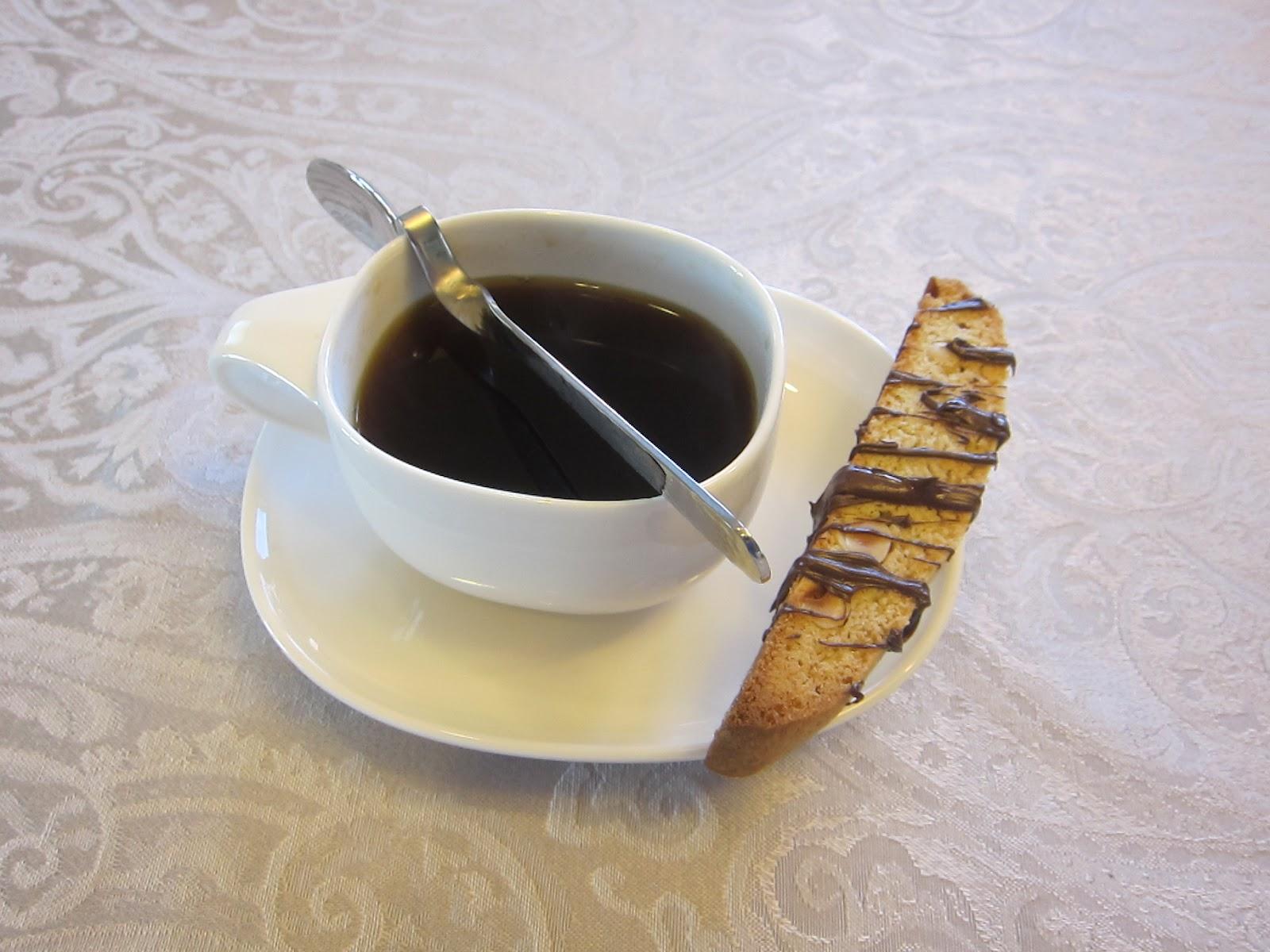 Simply Delicious : Cinnamon Hazelnut Biscotti