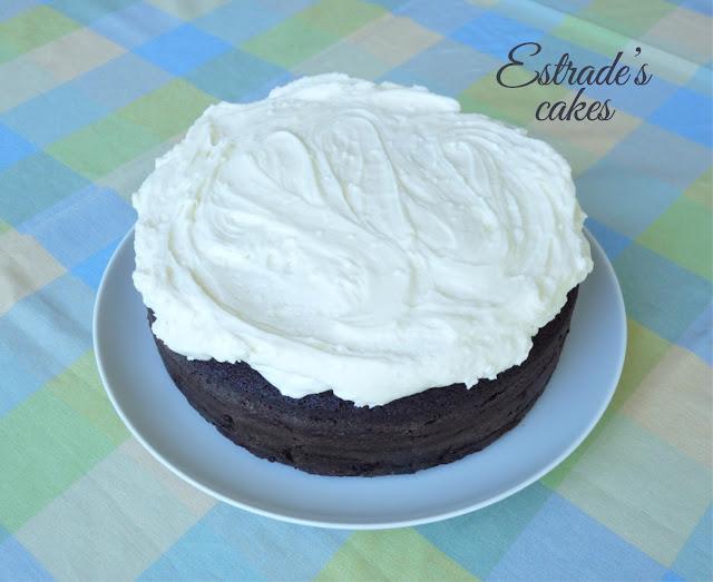 receta de tarta Guinness 2