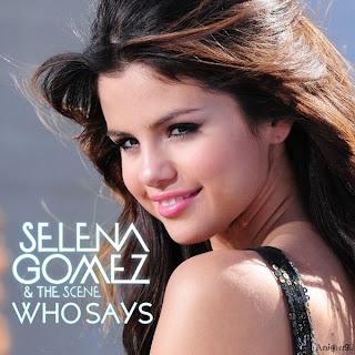 Selena Gomez on Who Says   Selena Gomez   Mtv Videos   Zimbio