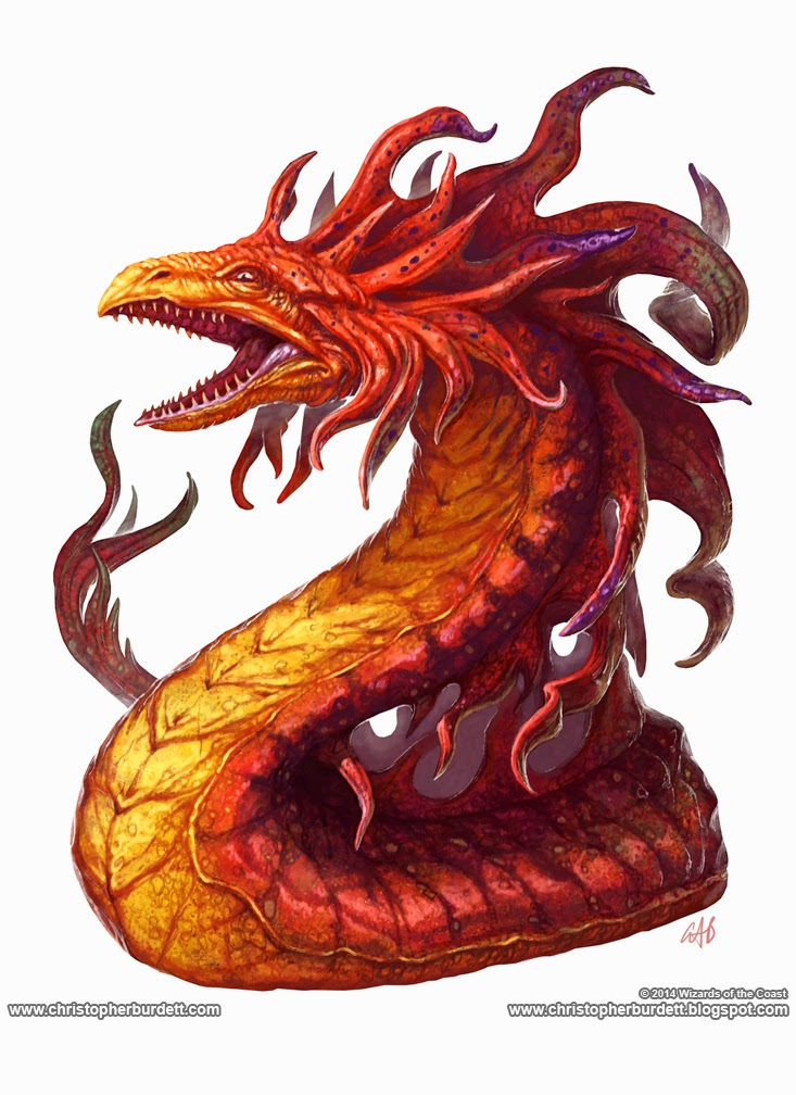 Shadowcore Dungeons Amp Dragons 5th Edition Monster