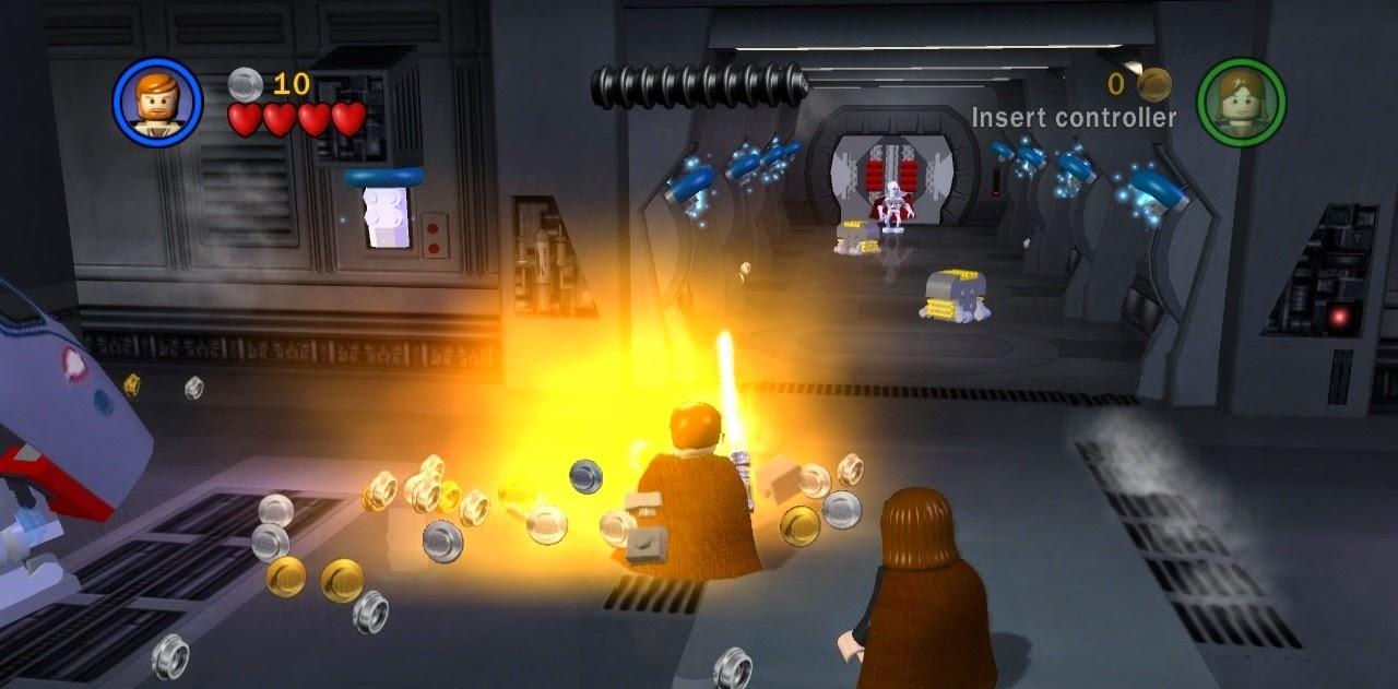 Lego star wars tcs скачать на компьютер