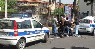 Incidente in via Fiume