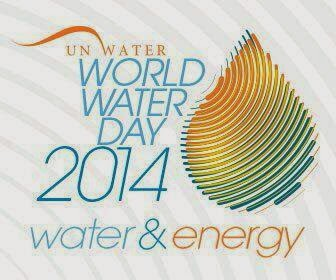 logo UN Water, world water day 2014