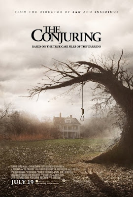 James Wan The Conjuring Poster