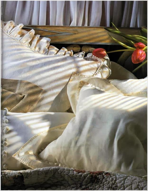 Всё о подушках. Идеи и практика. Pillows