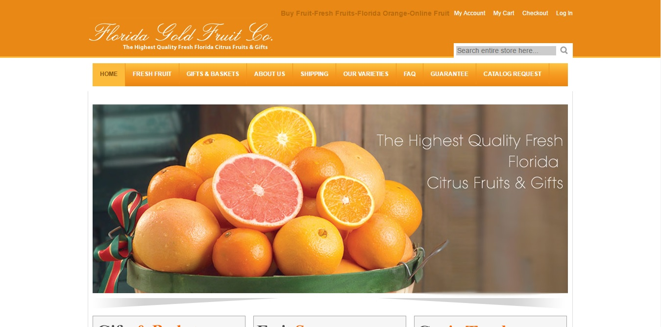 FLORIDA GOLD FRUIT COMPANY
