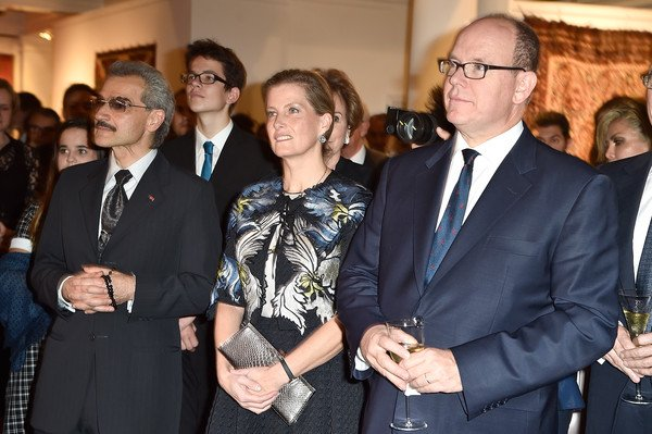 Prince Albert Of Monaco Foundation Dinner In Honour Of Winston Churchill
