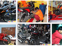 Daftar Pekerjaan Yang Berhubungan Dengan Keahlian Sepeda Motor