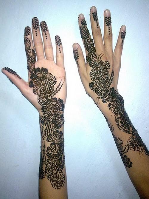 Mehndi Designs Dulhan : Dulhan mehndi designs beauty care