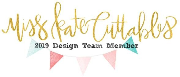 2019 Miss Kate Cuttables Design Team Member