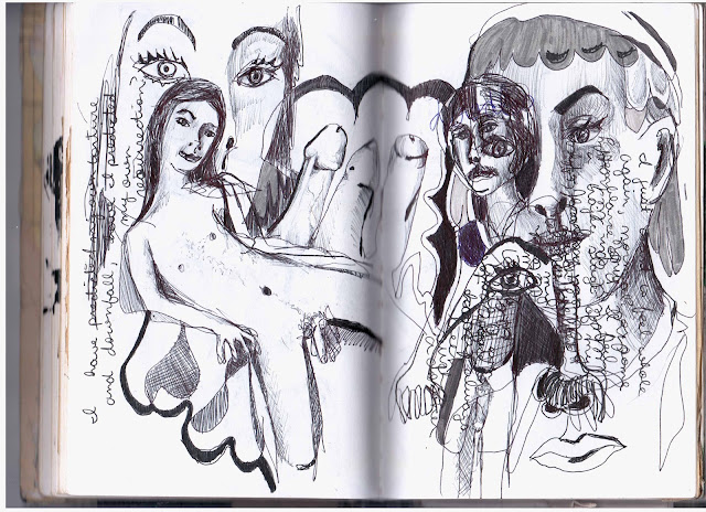 joshua cosimo sketchbook
