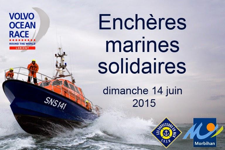"""Les """"enchères marines solidaires"""" au profit de la SNSM"""