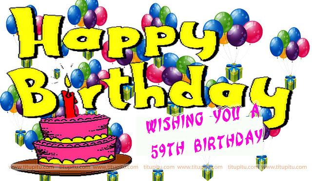 59th-Happy-birthday-sms
