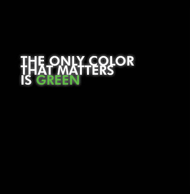 Pacewon & Mr. Green – The Only Color That Matters Is Green (CD) (2008) (FLAC + 320 kbps)