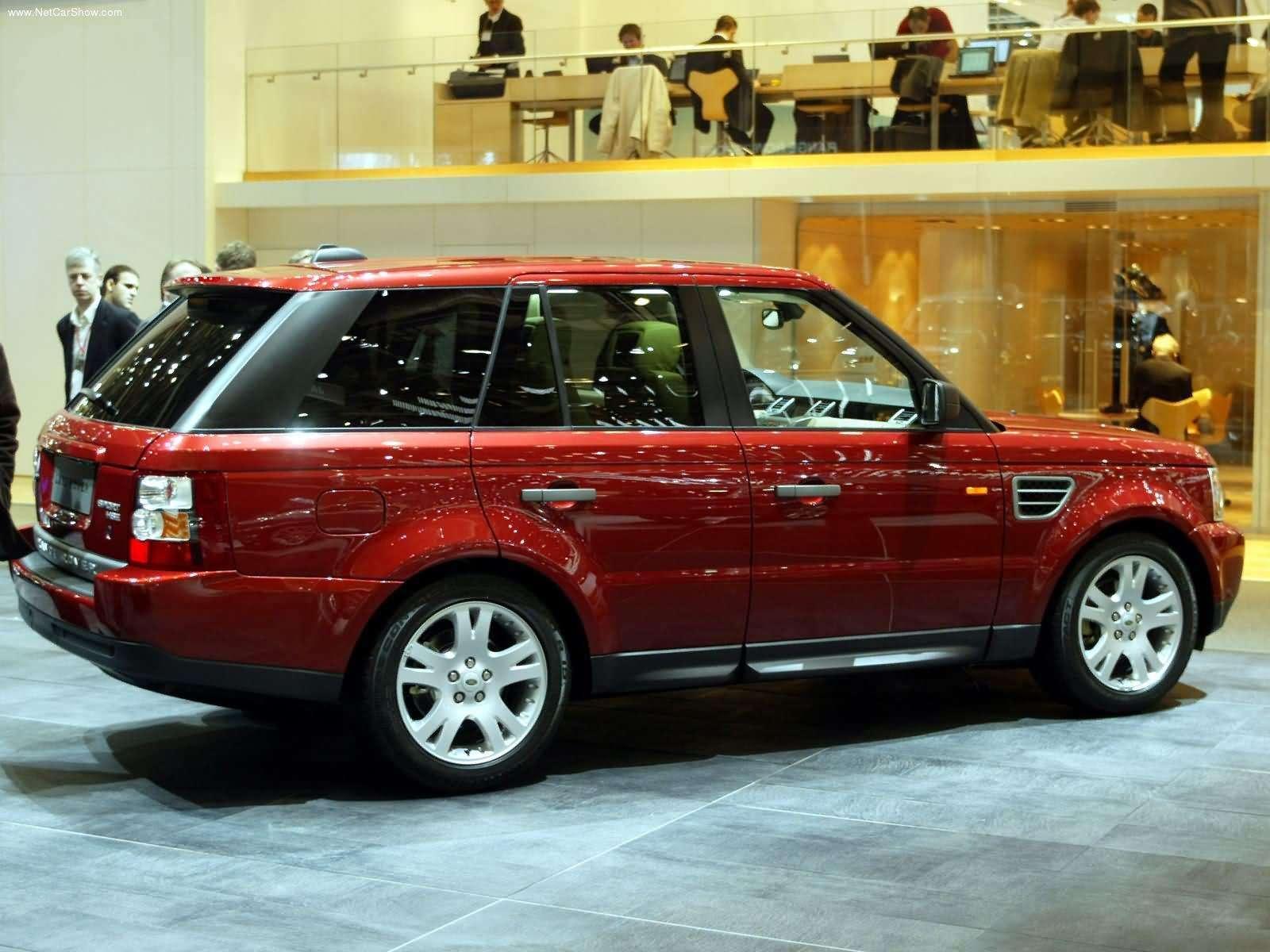Hình ảnh xe ô tô Land Rover Range Rover Sport Diesel 2006 & nội ngoại thất