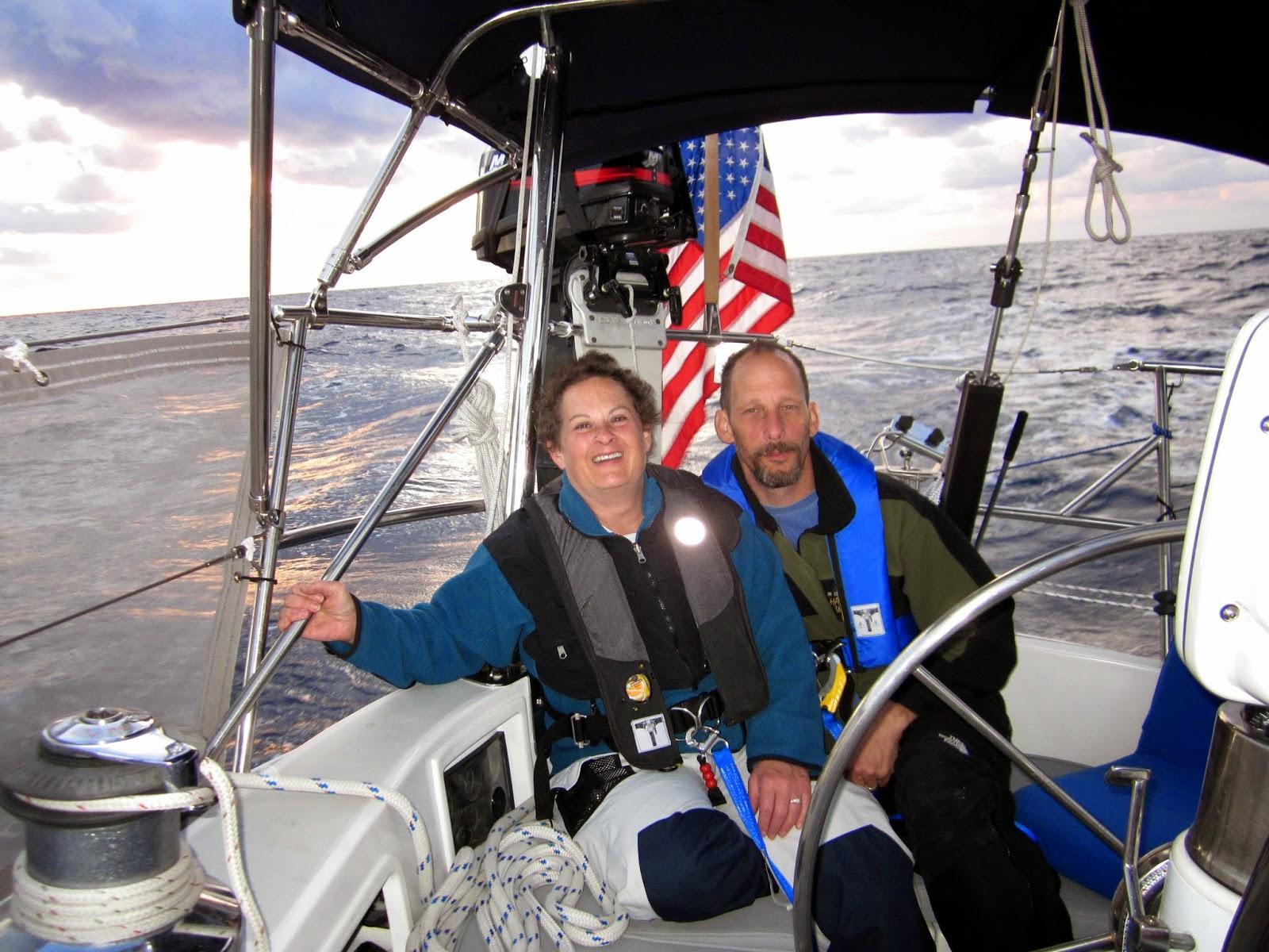 Sailing Valiant 42