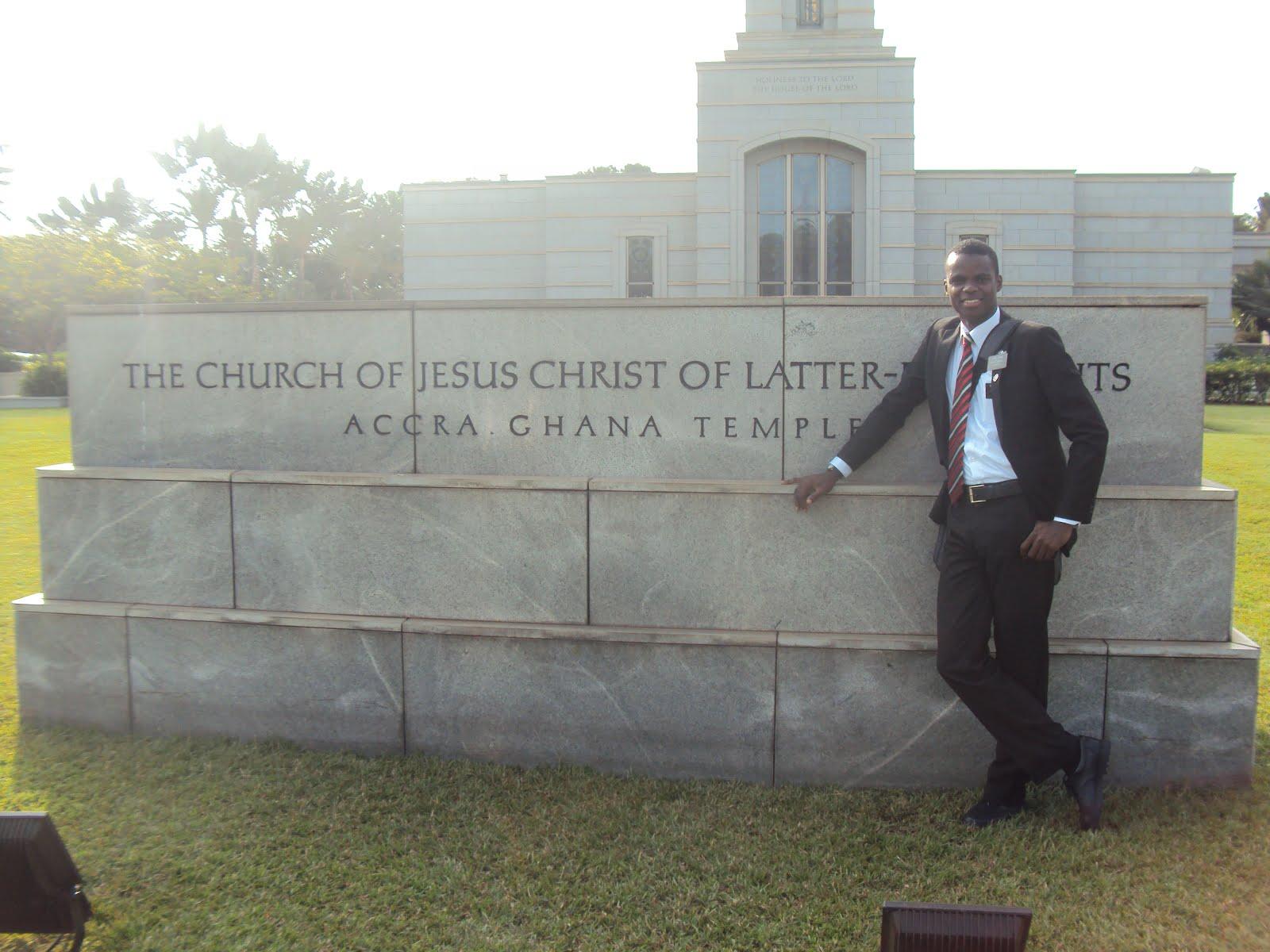ACCRA - TEMPLE