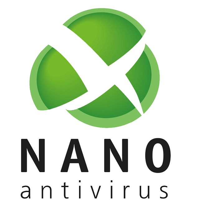 شعار برنامج NANO Antivirus
