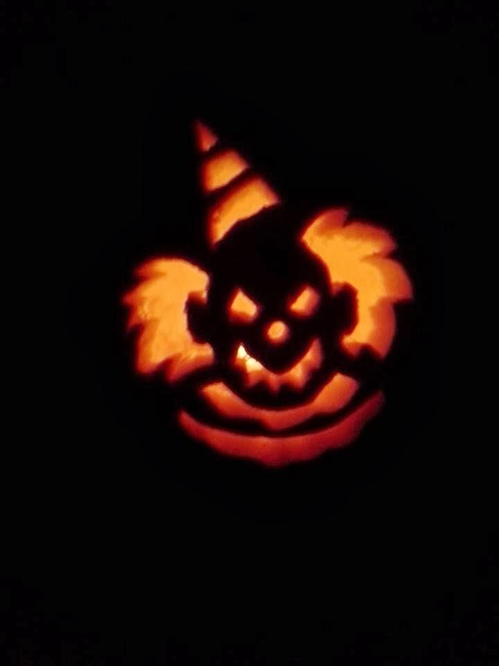 Celtic pumpkin october