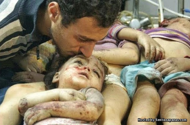 Keganasan Amerika dan kekejaman Israel [3]