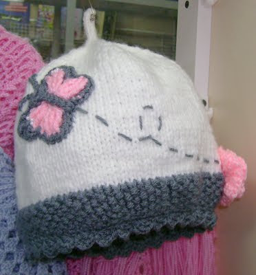 Зимние шапки для девочки