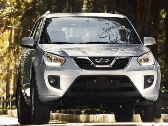 Novo Chery Tiggo 2014: fotos, preço e especificações | CAR.BLOG.BR