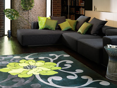 Modern Interior Carpeting