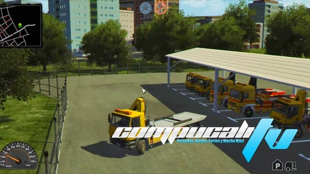 Towtruck Simulator 2015 PC Full Español