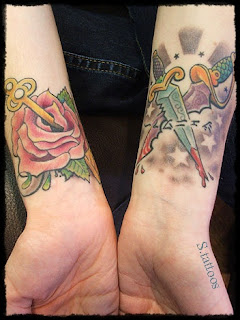 female inner wrist tattoos design - female inner wrist tattoos design pictures