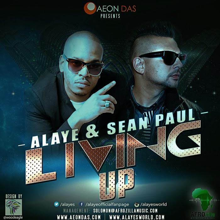 Sean Paul 2013 Album Alaye (@alayes) & sean paul