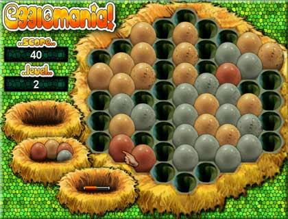 تحميل لعبة ترتيب البيض Egglomania