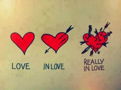 Love In Love Really In Love