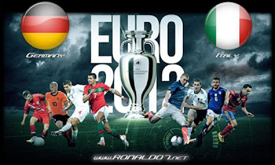Live Streaming Germany Vs Italy 29 Jun 2012 | Separuh Akhir Euro 2012